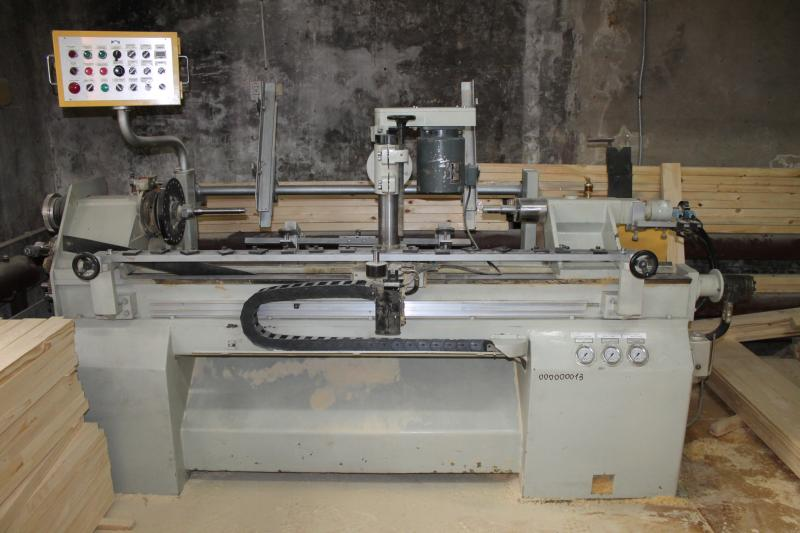 Milling machine for wood proma tfs-75/30 (czech republic), used